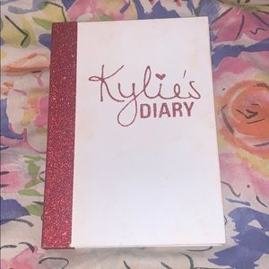Kylies Diary Palette Valentine collection